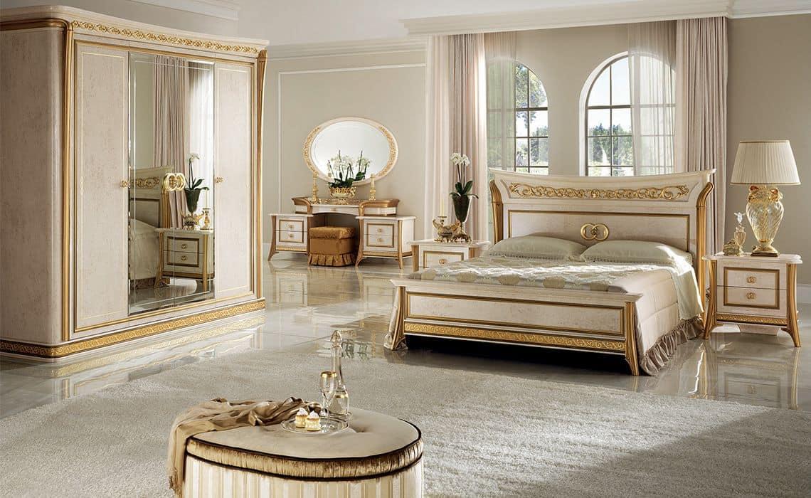 Full Size of Klassischer Luxus Schlafzimmer Komplett Massivholz Betten Wandtattoos Rauch Mit Lattenrost Und Matratze Sitzbank Stehlampe Deckenleuchte Modern Lampe Komplette Schlafzimmer Luxus Schlafzimmer
