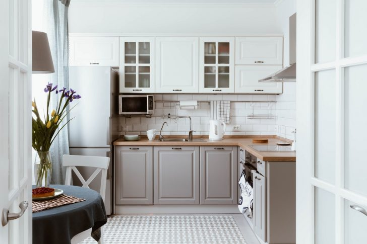 Medium Size of Scandinavian Interior Design. White Grey Kitchen Room Organization Küche Landhausküche Grau