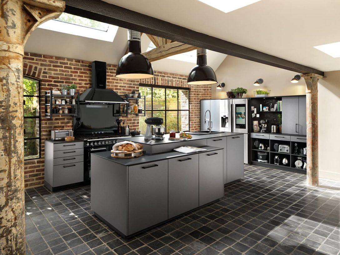Landhausküche modern