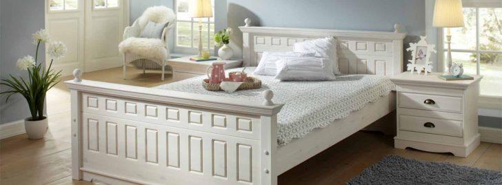 Medium Size of Betten Weiß Bett Landhausstil Landhaus Online Kaufen Naturloftde Nolte 90x200 120x200 Mannheim Billige Schlafzimmer Komplett 140x200 Weißes Hochglanz Regal Bett Betten Weiß