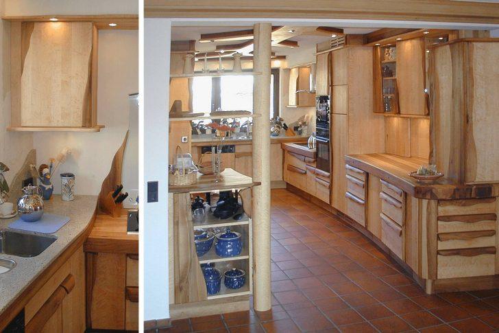 Medium Size of Vollholzküche Pfister Mbelwerkstatt Ber Den Kchenhersteller Kitchenworldnet Küche Vollholzküche