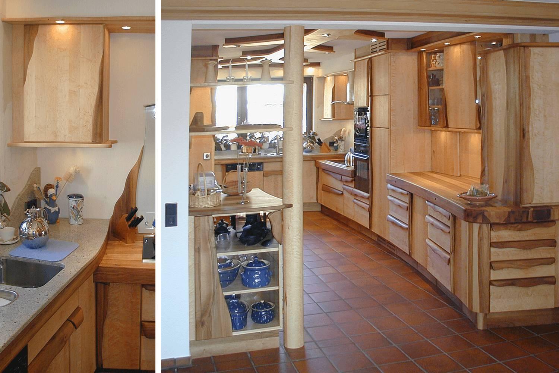 Full Size of Vollholzküche Pfister Mbelwerkstatt Ber Den Kchenhersteller Kitchenworldnet Küche Vollholzküche