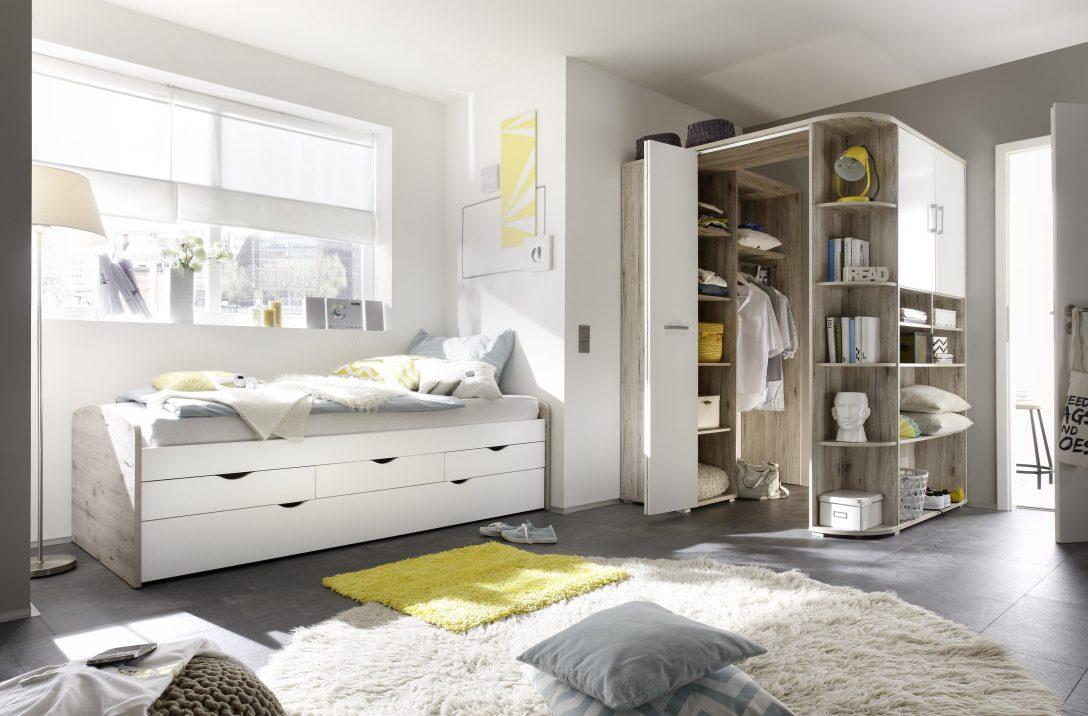 Large Size of Ausziehbett Eckkleiderschrank Bett 90cm Einzelbett Schlafzimmer Deckenleuchte Modern Deckenleuchten Gardinen Rauch Sessel Schimmel Im Vorhänge Günstige Schlafzimmer Eckschrank Schlafzimmer