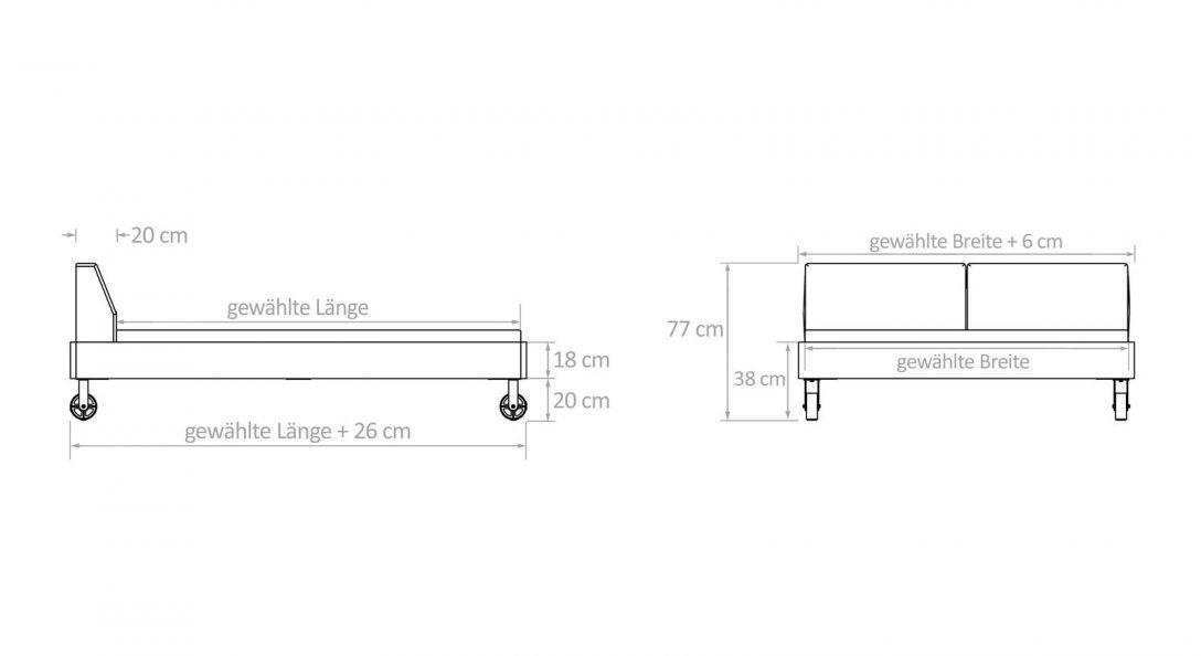 Large Size of Bett Breite Massivholzbett Mit Rollen Im Industrial Design Tornio 220 X 200 Inkontinenzeinlagen Kleinkind Himmel Clinique Even Better Make Up 120x200 Matratze Bett Bett Breite