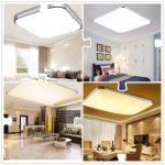 Ultraslim LED Deckenleuchte Badleuchte Küche Deckenlampe Küche Deckenleuchten Küche
