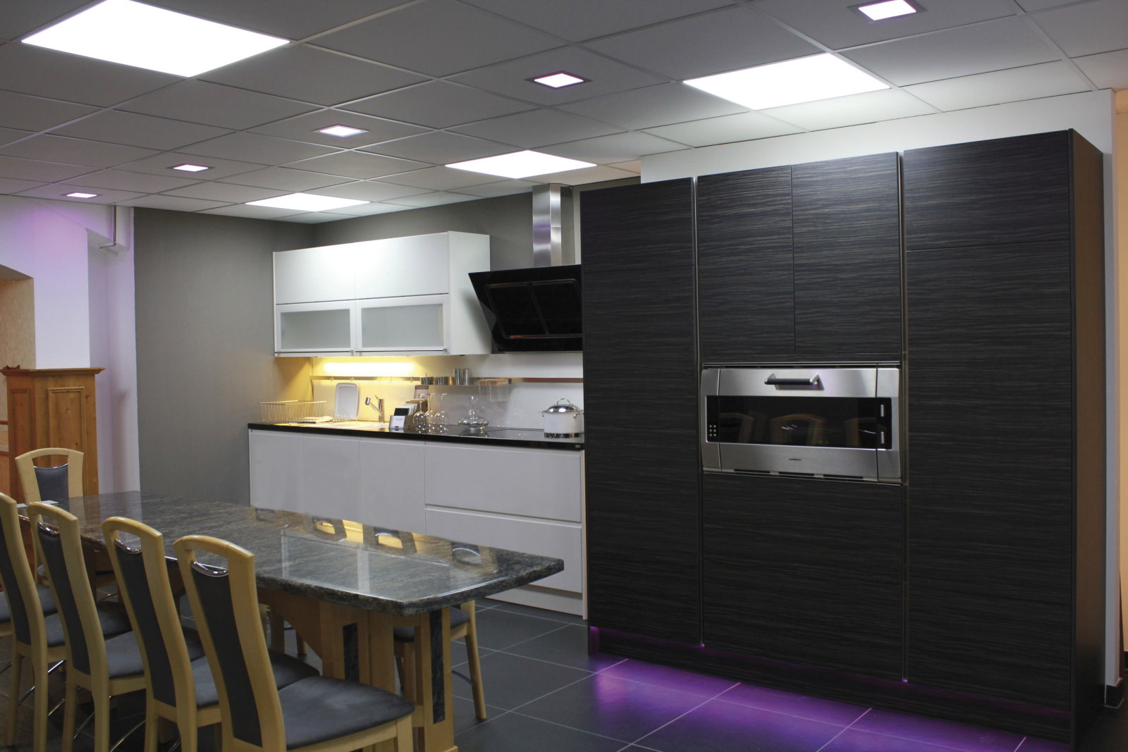 Full Size of Led Panel Deckenleuchte Küche Led Panel Küchenrückwand Led Panel Küche Dimmbar Led Panel Küche Unterbau Küche Led Panel Küche