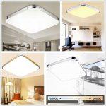 Led Panel Küche Küche Led Deckenleuchte Küche LED Deckenleuchte Badleuchte Küche Deckenlampe Dimmbar Inspirierend