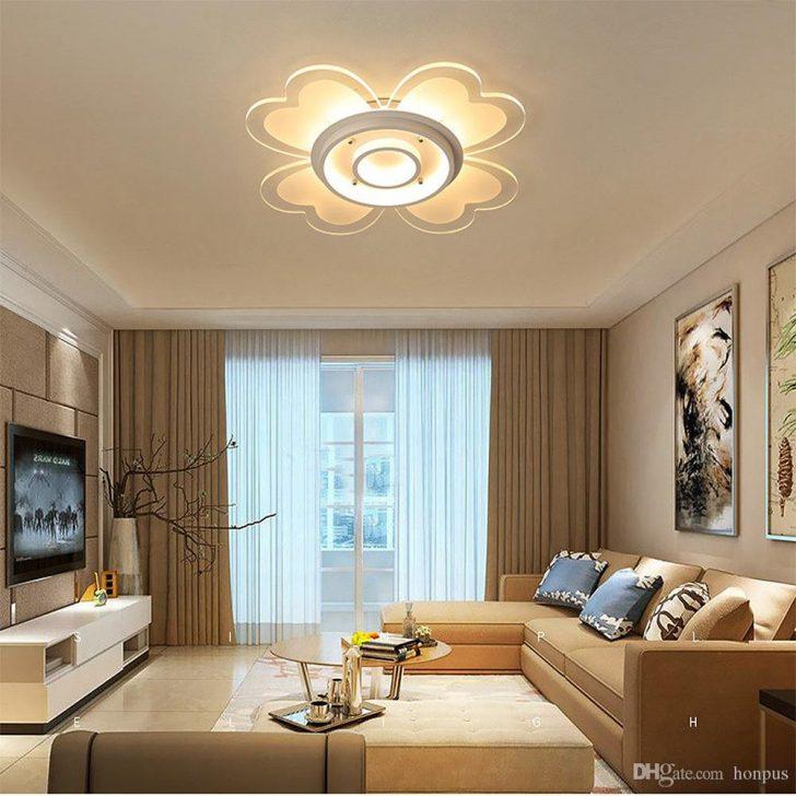 Medium Size of Led Wohnzimmer Sofa Rollo Lampe Komplett Braun Mit Anbauwand Beleuchtung Schlafzimmer Wandtattoos Sessel Wohnzimmer Led Deckenleuchte Wohnzimmer