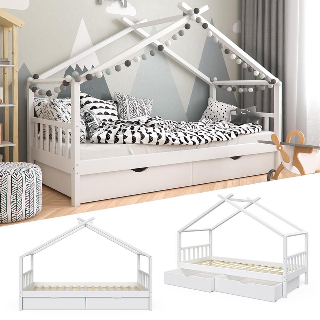 Full Size of Kinder Bett Vitalispa Kinderbett Design Hausbett Mit Schubladen Real Tojo Balinesische Betten Großes Günstig Kaufen Tagesdecken Für Massivholz Günstiges Bett Kinder Bett