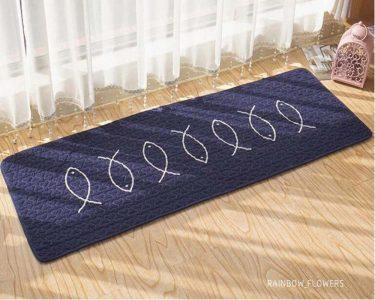 Teppich Für Küche Küche Teppich Für Küche Anti Slip Baumwolle Kche Matte Waschbar Flur Korridor Weiß Hochglanz Kräutergarten Buche Einbauküche Mit Elektrogeräten Kaufen Tipps