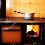 Holzofen Küche Alte In Kche Von Bergheim Lizenzfreie Fotos Umziehen Türkis Doppel Mülleimer Obi Einbauküche Was Kostet Eine Landhausküche Armaturen Küche Holzofen Küche