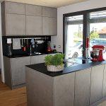Küche Betonoptik Küche Grid 4 Kueche Betonoptik Stark Inspiration Leben Weiße Küche Waschbecken Treteimer U Form Hängeschrank Glastüren Einbauküche Kaufen Ohne Hängeschränke