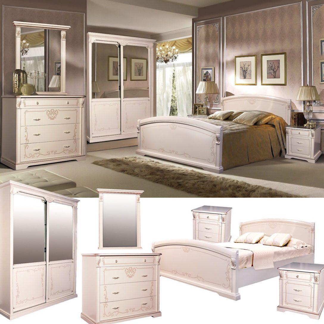 Large Size of Schlafzimmer Komplett Weiß Massivholz Schlafzimmermbel Selene Bett 120x200 Esstisch Oval Günstige Schrank Weißes Regal Lampen Komplettküche Deckenleuchten Schlafzimmer Schlafzimmer Komplett Weiß