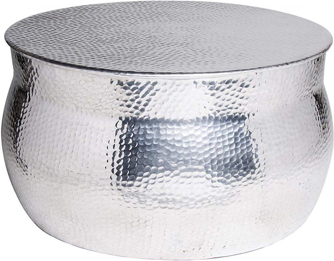 Large Size of Maades Wohnzimmertisch Couchtisch Rund Modern Aus Metall Oslash 60cm Marokkanischer Runder Tisch Aluminium Fuumlr Ihre Wohnzimmer Moderner Esstisch Massivholz Wohnzimmer Wohnzimmer Tisch