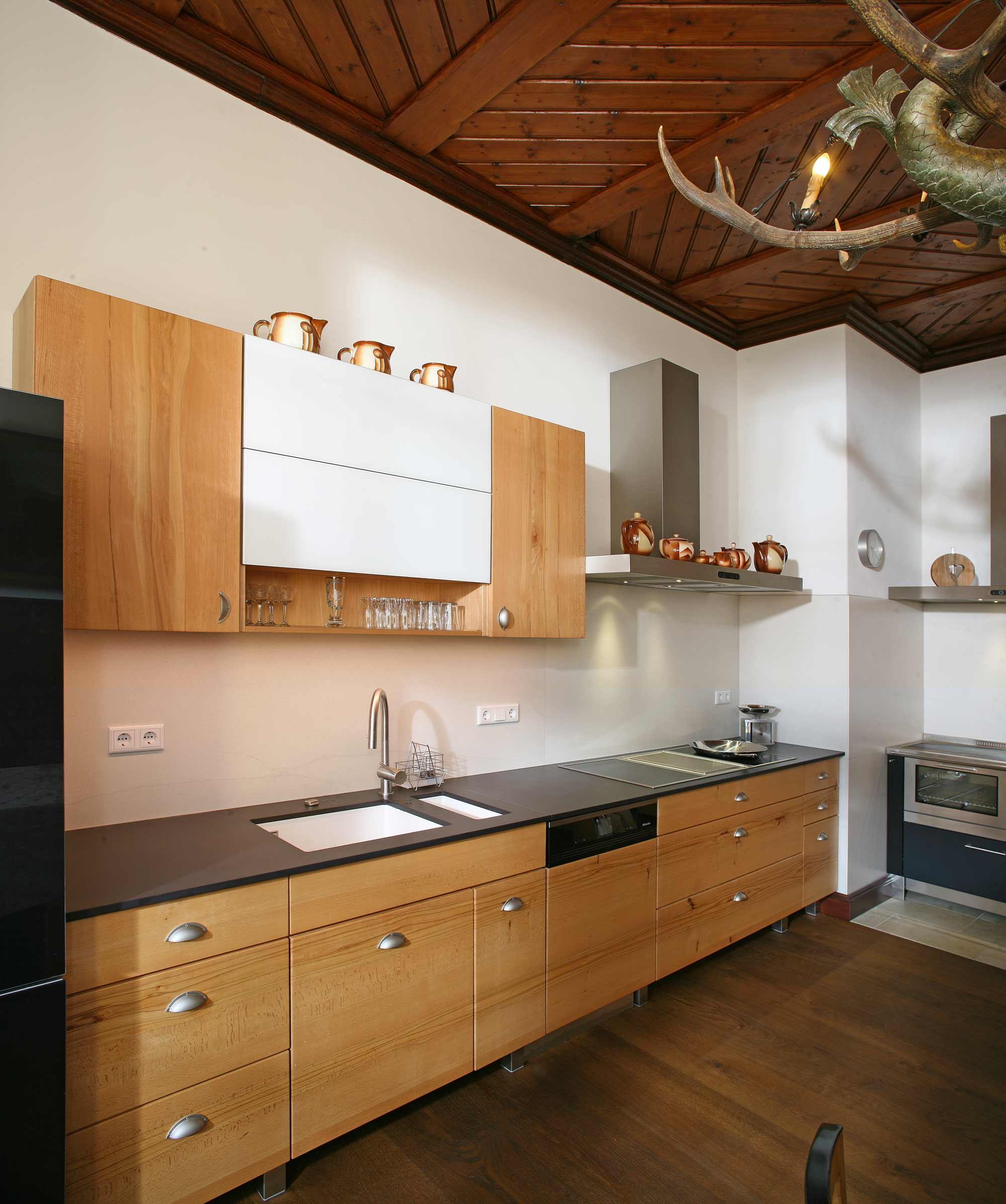 Full Size of Massivholzküche Ebay Massivholzküche Bilder Bax Massivholzküche Massivholz Küche Vom Tischler Küche Massivholzküche