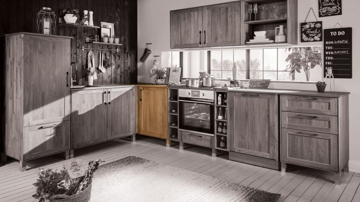 Medium Size of Massivholzküche Höffner Massivholzküche Erle Massivholzküche Modulküche Vorteil Massivholzküche Küche Massivholzküche