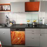 Küche Hochglanz Grau Biete Komplette Tapeten Für Die Obi Einbauküche Gebrauchte Verkaufen Mit Elektrogeräten Günstig Wandregal Selbst Zusammenstellen Küche Küche Hochglanz Grau