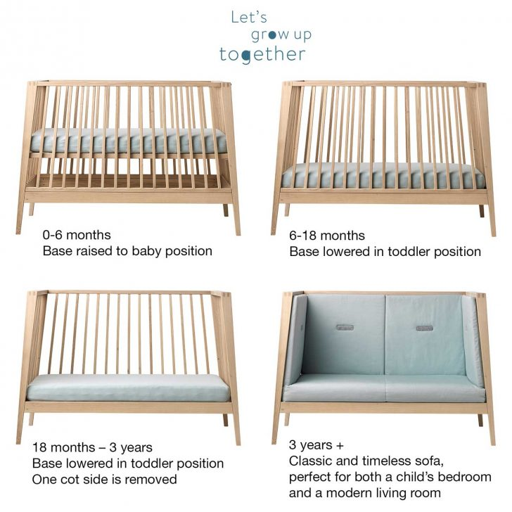 Medium Size of Leander Bett Linea By Babybett Wei Engelbengel Onlineshop King Size Billige Betten Hoch Mit Bettkasten 180x200 90x200 Keilkissen Bopita Kleinkind Aufbewahrung Bett Leander Bett