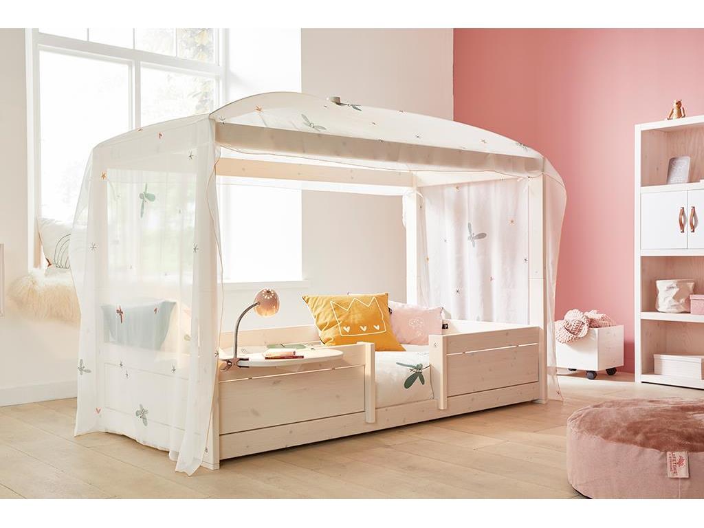 Full Size of Lifetime Kidsrooms Fairy Dust Betthimmel Fr 4 In 1 Bett Weiß 100x200 Selber Bauen 180x200 Mit Bettkasten 90x200 Rutsche 120 X 200 Schreibtisch 160x200 Sonoma Bett Lifetime Bett