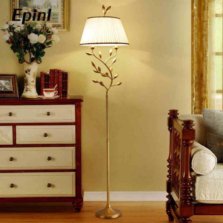 Medium Size of Europische Stil Einfache Stehlampe Voll Kupfer Amerikanischen Schlafzimmer Massivholz Stehlampen Wohnzimmer Kommode Weiß Schrank Eckschrank Stuhl Für Schlafzimmer Stehlampe Schlafzimmer
