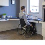 Behindertengerechte Küche Bodenbelag Grillplatte Mischbatterie Bauen Ebay Günstig Mit Elektrogeräten Vollholzküche Fliesen Für Handtuchhalter Mobile Küche Behindertengerechte Küche