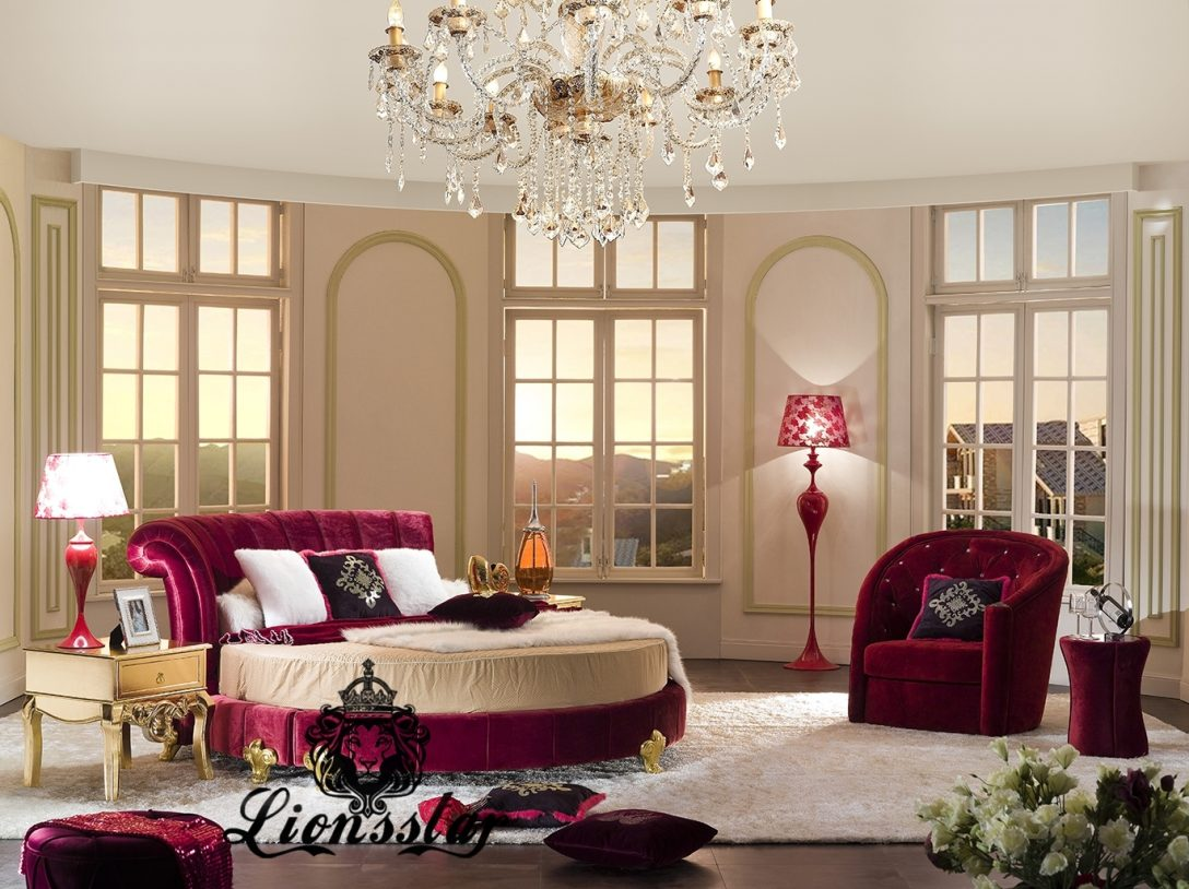 Large Size of Luxus Bett Rundes Luxusbett Lionsstar Gmbh Einzelbett Weißes 90x200 Eiche Massiv 180x200 Mädchen Tagesdecken Für Betten Konfigurieren Weiß 100x200 Sonoma Bett Luxus Bett