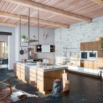 Moderne Küche Gardinen Moderne Küche Beige Moderne Küche Grau Moderne Küche Im Altbau Küche Moderne Landhausküche