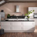 Küche U Form Küche Moderne Küche U Form Küche U Form Mit Theke Grifflose Küche U Form Küche U Form Mit Elektrogeräten