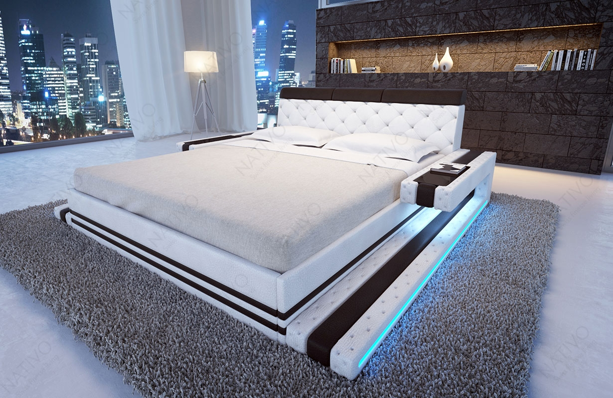 Full Size of Designer Betten Bett Imperial Mit Led Beleuchtung Von Mbel Günstig Kaufen 180x200 Ebay Außergewöhnliche Kinder Massivholz Aufbewahrung Esstische Trends Bett Designer Betten