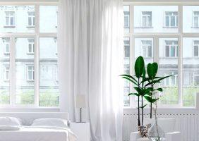 Vorhang Küche