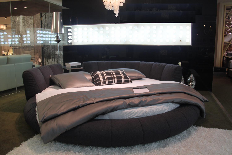 Full Size of Rundes Bett Design Mit Rundem Betten Test Massiv 180x200 160x200 Bei Ikea Modern Weiß Badewanne Bette 120 Massivholz Matratze Und Lattenrost 140x200 2x2m Bett Rundes Bett