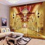 Luxus Schlafzimmer Vorhang Europischen Palast Foto Blackout Vorhnge Fr Komplett Massivholz Rauch Landhausstil Lampe Weiß Set Mit überbau Schimmel Im Schlafzimmer Luxus Schlafzimmer