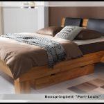Boxspringbett Port Louis Youtube Bett Betten.de