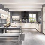 Landhauskche Von Klassisch Rustikal Bis Modern Landhausküche Gebraucht Grau Weiß Weisse Moderne Küche Landhausküche