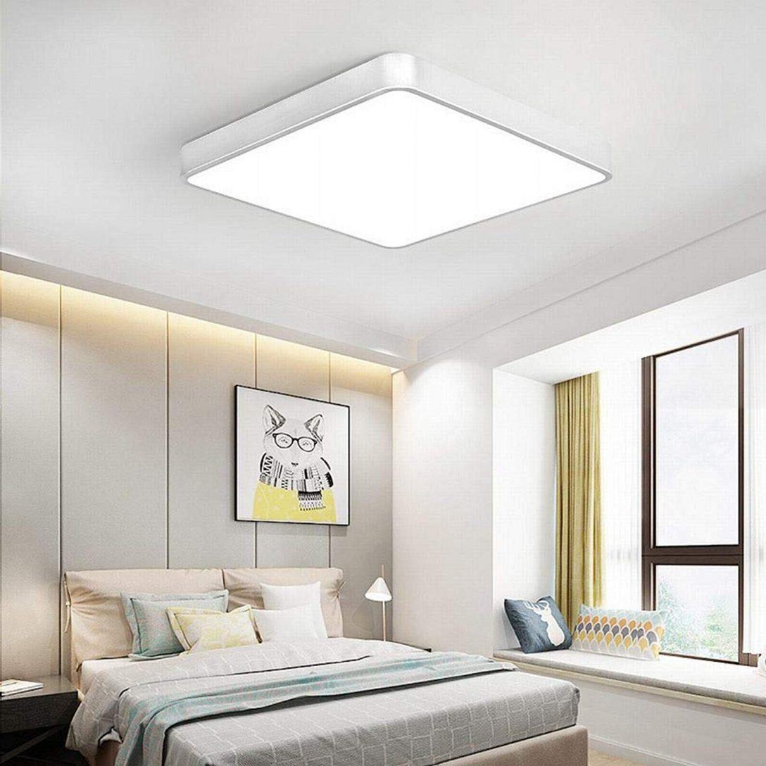 Large Size of Led Beleuchtung Wohnzimmer Schlafzimmer Lampe Gardinen Für Big Sofa Leder Komplett Mit Lattenrost Und Matratze Deckenleuchten Deckenleuchte Deckenlampe Schlafzimmer Led Deckenleuchte Schlafzimmer