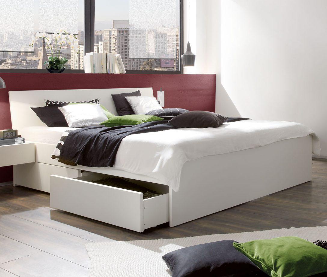 Large Size of Weies Schubkasten Bett In Bergren Erhltlich Liverpool Bett Betten.de
