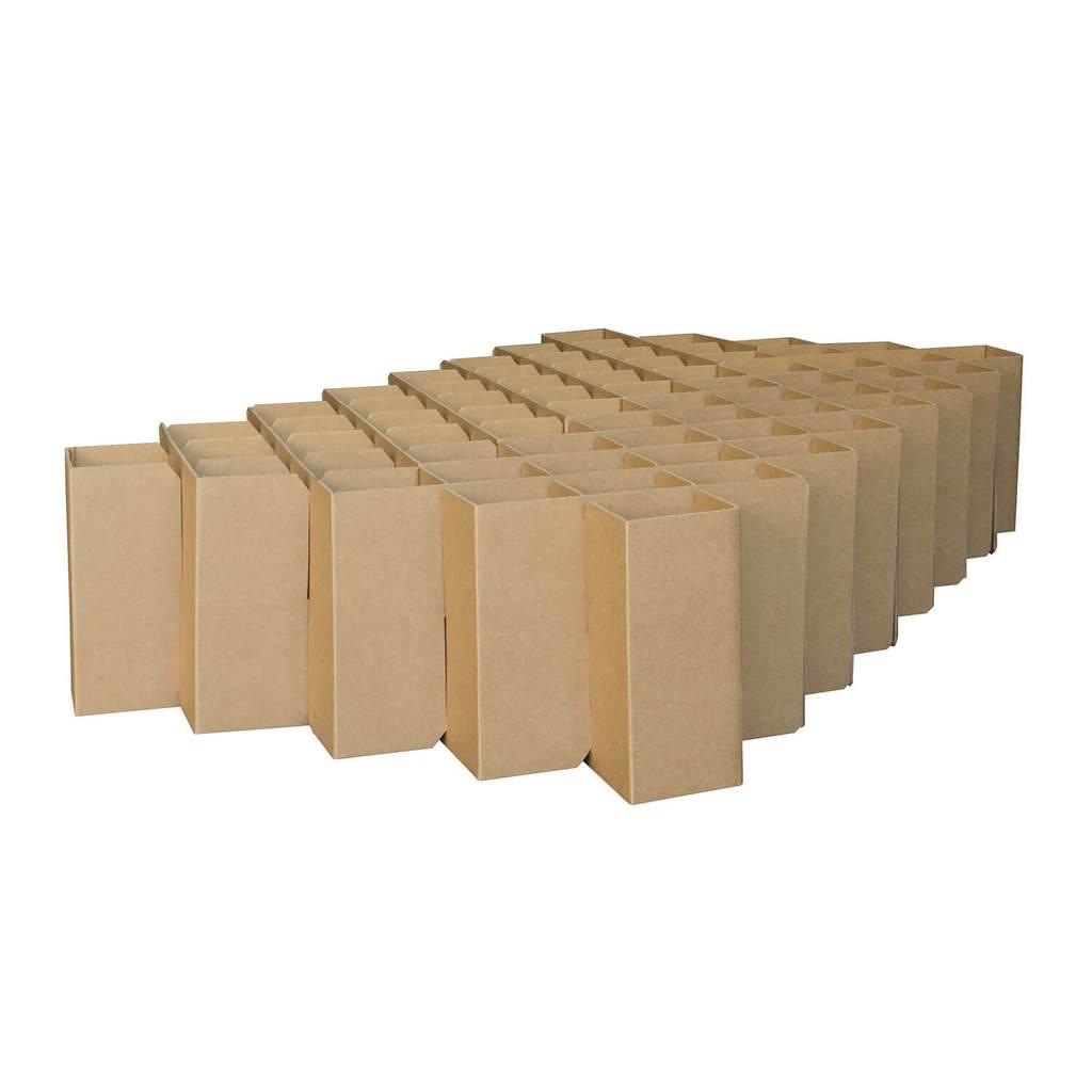 Full Size of Das Pappbett 20 Von Room In A Boroom Box Bett 140x220 Rundes Sofa Rauch Betten Esstisch Rund Mit Stühlen Dormiente Einbauküche Elektrogeräten Niedrig Bett Bett 90x200 Mit Lattenrost Und Matratze