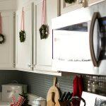 Deko Für Küche Sie Mchten Kche Weihnachtlich Dekorieren Hier Ein Paar Landhausküche Miniküche Einbauküche Günstig Stengel Wandfliesen Holz Weiß Küche Deko Für Küche