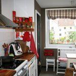 Küche Sitzecke Kleine Kche Optimal Genutzt Laminat Für Arbeitsplatten Vorhänge Griffe Wandbelag Einbauküche Selber Bauen Schnittschutzhandschuhe Küche Küche Sitzecke