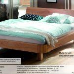Betten Massivholz Mucho Bett Von Dormiente Stabiles Doppelbett Musterring Ebay Mannheim Für Teenager 120x200 Mit Schubladen Schlafzimmer Komplett Ausgefallene Bett Betten Massivholz