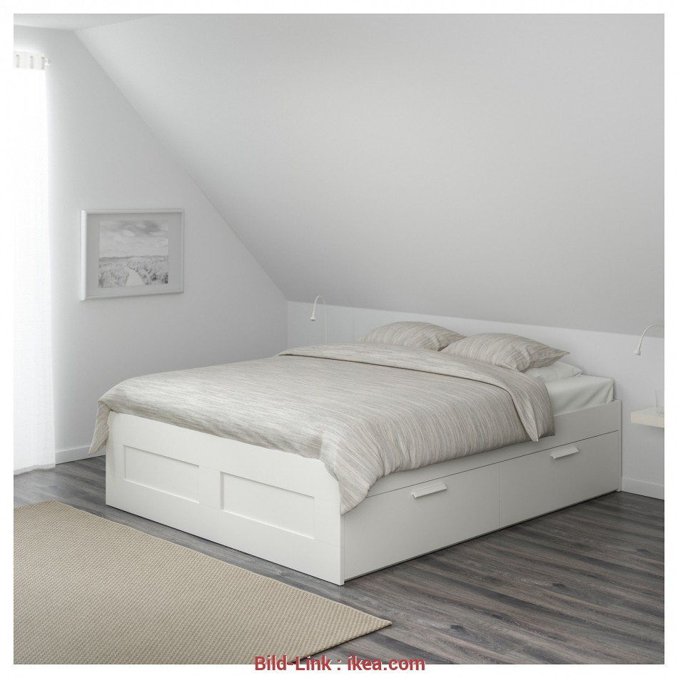 Full Size of 4 Schn Brimnes Bett Betten Kaufen 140x200 Günstige Kopfteile Für Kinder Nolte Ikea 160x200 Amazon 180x200 Ottoversand Jabo Weißes Sofa Günstig Joop Rauch Bett Weiße Betten