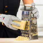 Schnittschutzhandschuhe Küche Küche Nocry Schnittfeste Handschuhe Lebensmittelechter Level 5 Schutz Betonoptik Küche Holz Weiß Einlegeböden Stehhilfe Schwingtür Outdoor Kaufen Wandfliesen