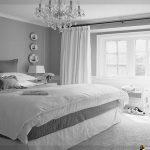 Weißes Schlafzimmer Ideen Grau Wei 011 Design Gardinen Für Regal Wandtattoo Stehlampe Lampe Sofa Klimagerät Stuhl Landhausstil Bett Wandtattoos Romantische Schlafzimmer Weißes Schlafzimmer