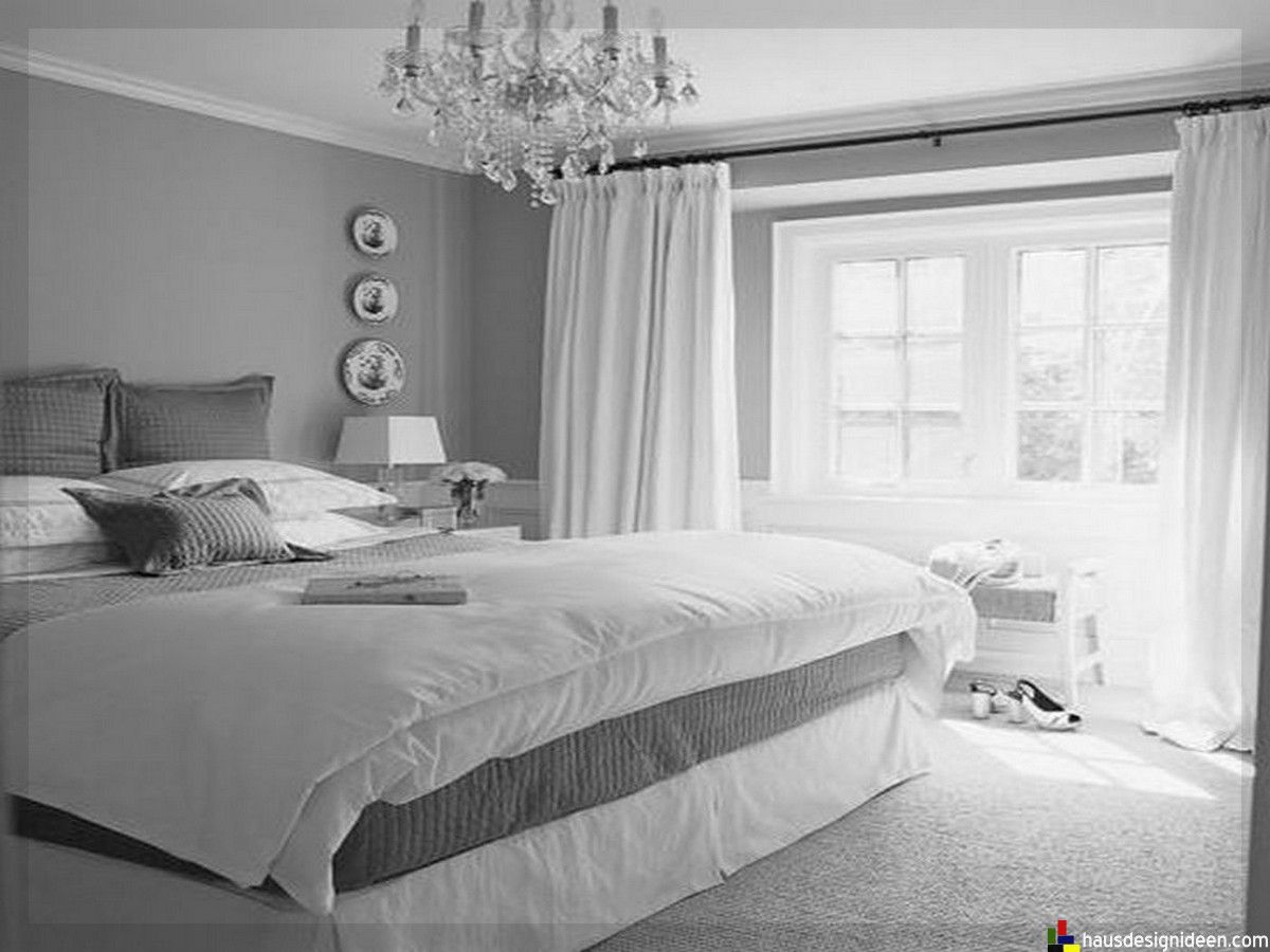 Full Size of Weißes Schlafzimmer Ideen Grau Wei 011 Design Gardinen Für Regal Wandtattoo Stehlampe Lampe Sofa Klimagerät Stuhl Landhausstil Bett Wandtattoos Romantische Schlafzimmer Weißes Schlafzimmer