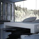 Bett Modern Design Italienisches Puristisch Somnium Minimalistisches Von Bettwäsche Sprüche 160x200 Komforthöhe 120x200 Weiß Betten Mit Schubladen Bett Bett Modern Design