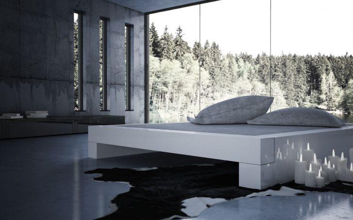 Medium Size of Bett Modern Design Italienisches Puristisch Somnium Minimalistisches Von Bettwäsche Sprüche 160x200 Komforthöhe 120x200 Weiß Betten Mit Schubladen Bett Bett Modern Design