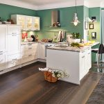 Landhausküche Moderne Landhauskche Nobilia Cottage Weiß Gebraucht Grau Weisse Küche Landhausküche