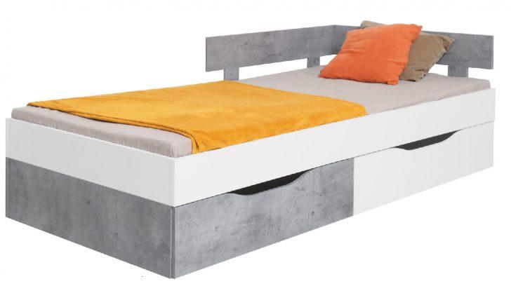 Medium Size of Kinderbett Jugendbett Simon S16 120x200 Deine Moebel 24 Einfach Bett Minimalistisch 120x190 Mit Matratze Und Lattenrost 140x200 Poco Lifetime Billige Betten Bett Bett 120x200