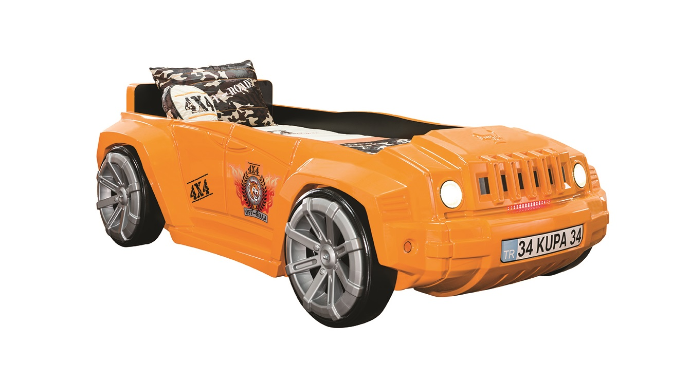 Full Size of Autobett Offroad Hamer New Orange Fr Kinderzimmer Bett 959505 Betten 100x200 King Size Balken Jugendzimmer Weiß 160x200 140x200 90x200 Mit Lattenrost 120x200 Bett Cars Bett
