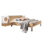 Bett Holz Bett Bett Holz Thielemeyer Meta Bettanlage Mit Massivholz In Einem Sgeschnitt Design 180x200 Komplett Lattenrost Und Matratze Clinique Even Better Hunde Ruf Betten